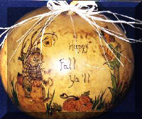 Old Style Gourd